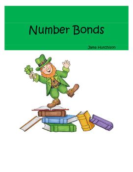 St. Patrick's Day Math - Number Bonds