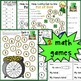 St. Patrick's Day Math Printables and games