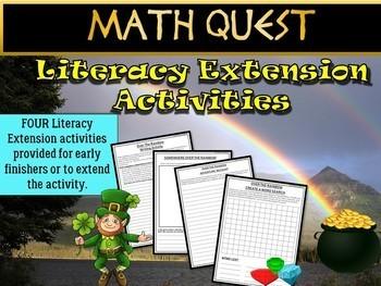 Math Quest (MEDIUM LEVEL) - Over the Rainbow