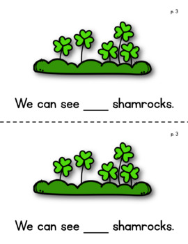St. Patrick's Day Math Readers & More