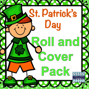St. Patrick's Day Math Roll and Cover