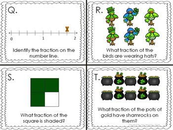 St. Patrick's Day Math and Literacy Activities CCSS Aligned
