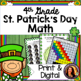 St. Patrick's Day Math for 4th Grade