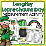 St. Patrick's Day Measurement Activity: Inches, Centimeters, and Line Plots