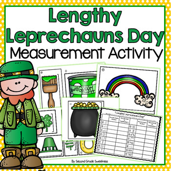 St. Patrick's Day Measurement Activity: Inches, Centimeter