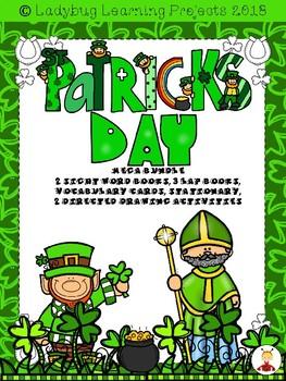 St. Patrick's Day Mega Bundle {Ladybug Learning Projects}