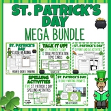 St. Patrick's Day Literacy Activities Bundle