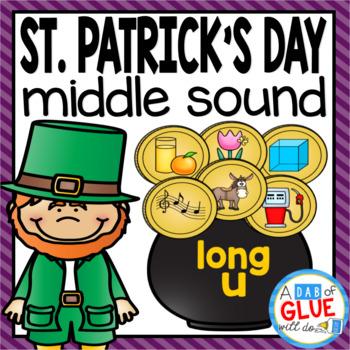 St. Patrick's Day Middle Sound Match-Up