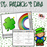St. Patrick's Day Mindful Breathing Cards - Freebie!