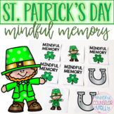 St. Patrick's Day Mindful Memory Game