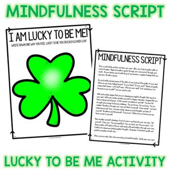 St. Patrick's Day Mindfulness