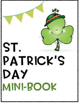 St. Patrick's Day Mini-Book   FREEBIE