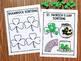 St. Patrick's Day Mini Eraser Set - Shamrocks, Rainbows, Pots of Gold, and Hats
