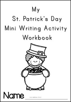 St. Patrick's Day Writing Pack