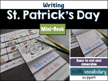 St. Patrick's Day Mini-book