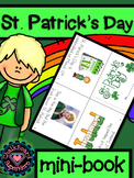 St Patrick's Day: Mini-book reader