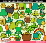 St. Patrick's Day Mix Clip Art