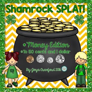 St. Patrick's Day Math (Money Game)