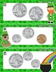 St. Patrick's Day Math: Money Write the Rooms!