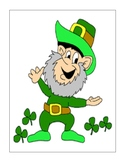 St. Patrick's Day Month Activity