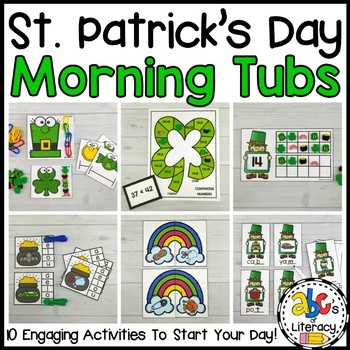 St. Patrick's Day Morning Tubs