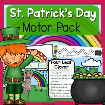 St. Patrick's Day  Motor Pack