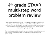 St. Patrick's Day Multi-step Word Problem Escape Room (EDITABLE)