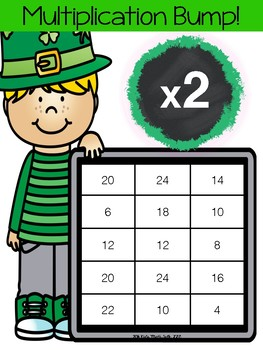 St. Patrick's Day Multiplication Bump!