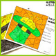 St. Patrick's Day Multiplication: Color By Number - FREE
