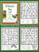 St Patrick's Day Music: 26 St Patrick's Day Music Colouring Pages