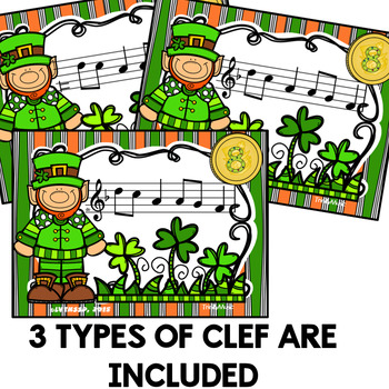 St. Patrick's Day Musical Scavenger Hunt (Do-Re-Mi)