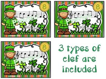 St. Patrick's Day Musical Scavenger Hunt (Pentatonic)
