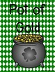 St. Patrick's Day Mystery Pictures BUNDLE- Recognizing and