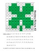 St. Patrick's Day Mystery Picture Using the Hundreds Chart