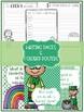 St. Patrick's Day NO PREP Literacy Packet