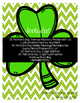 St. Patrick's Day Math - No Prep Packet  3rd-4th Grade Edition