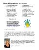 St. Patrick's Day Name Tag, ASL Sign Language