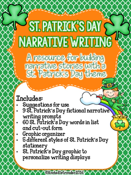 St. Patrick's Day Narrative Writing - Fictional