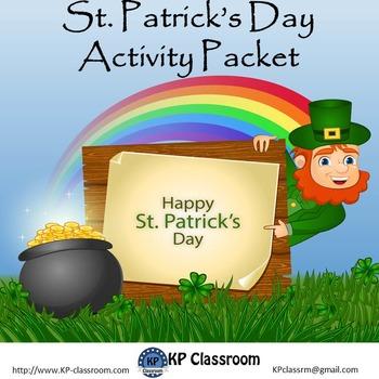 St. Patricks Day Activities