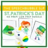 St. Patrick's Day No Prep/Low Prep BUNDLE