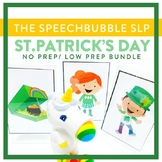 St. Patrick's Day No Prep/Low Prep BUNDLE