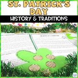 St. Patrick's Day Nonfiction Article and Activity