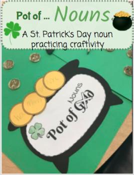 St. Patrick's Day Noun Craftivity