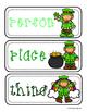 St. Patrick's Day Nouns Sort Practice