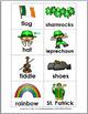 Noun and Verb Sort - St. Patrick's Day