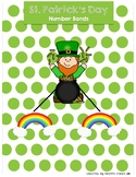 St. Patrick's Day Number Bond Activities