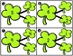 FLASH FREEBIE St Patrick's Day Number Bonds