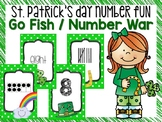 St. Patrick's Day Number Card Game #0-20