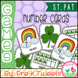St. Patrick's Day Number Games