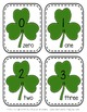 St. Patrick's Day Number Cards
